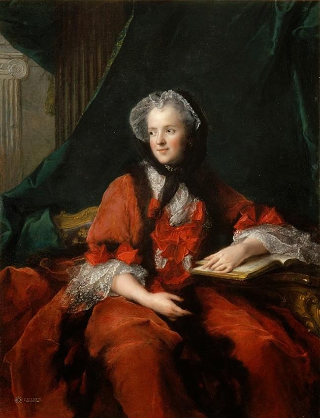 Мария Лещинская, королева Франции (1703-1768).