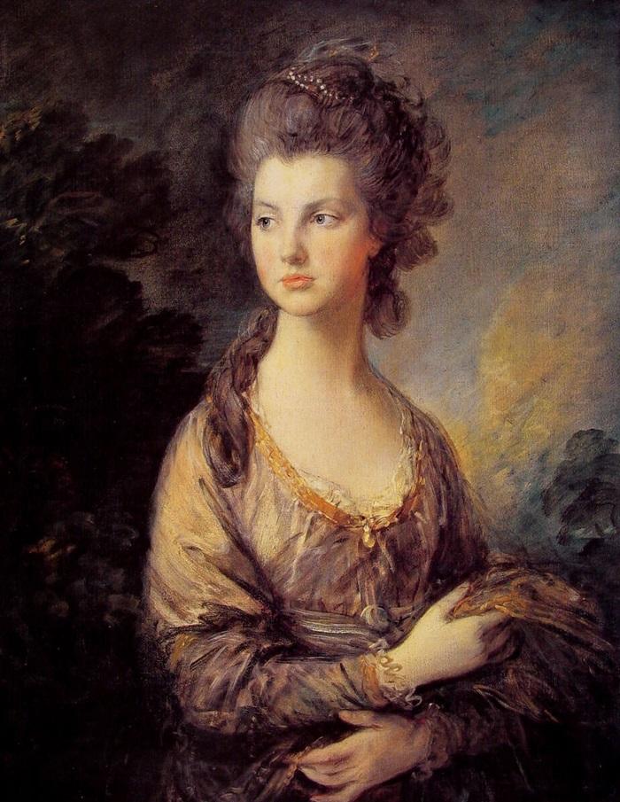 Портрет миссис Грэхем