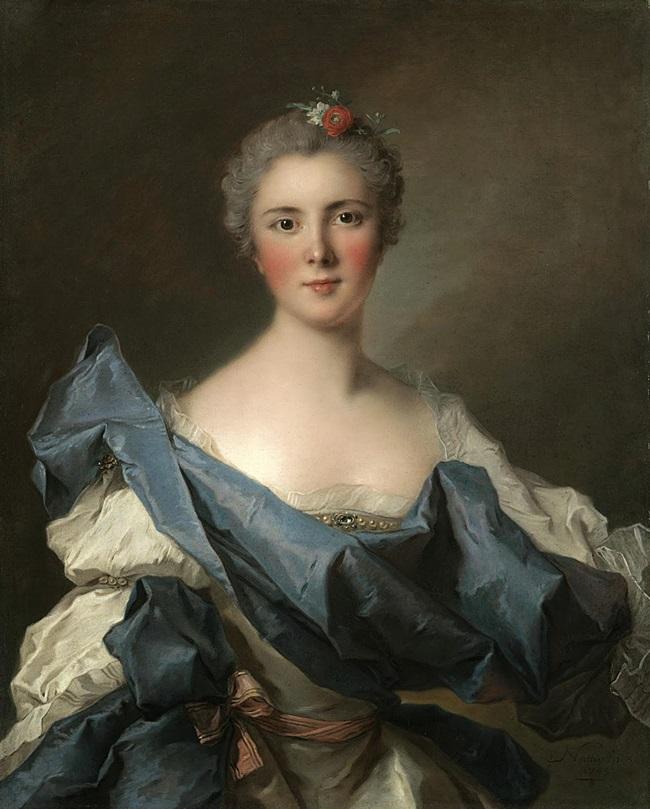 Портрет графини d'Andlau.
