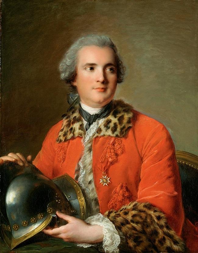 Портрет Жана Виктора де Рошуана.
