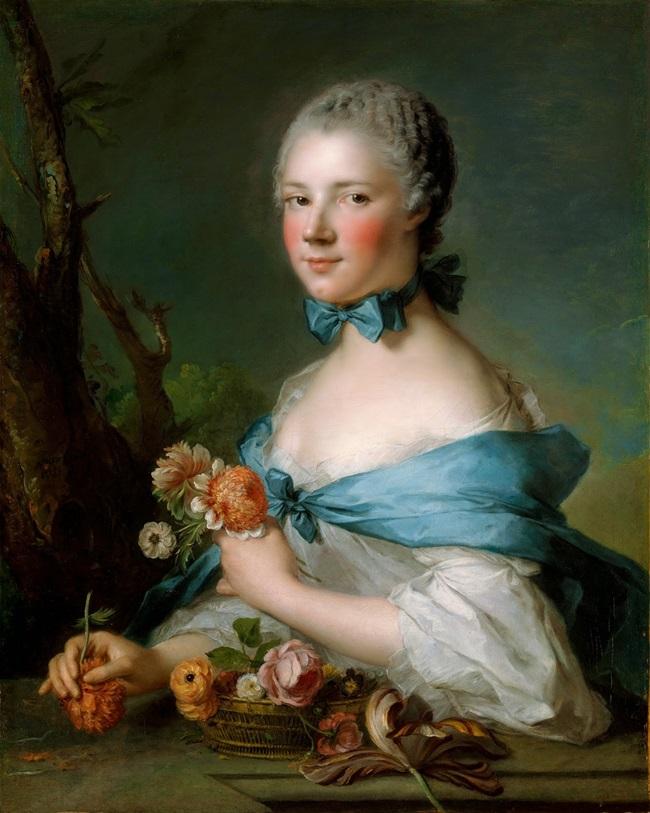 Портрет маркизы Перрен де Сипье.