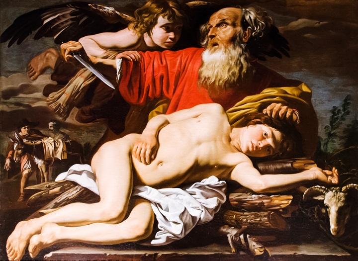 Жертвоприношение Авраама.