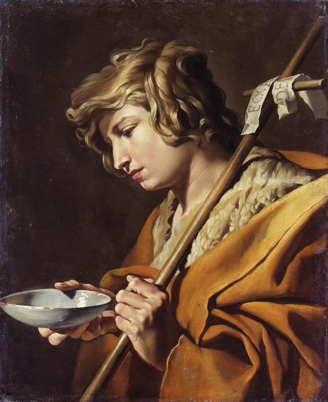 Святой Иоанн Креститель.