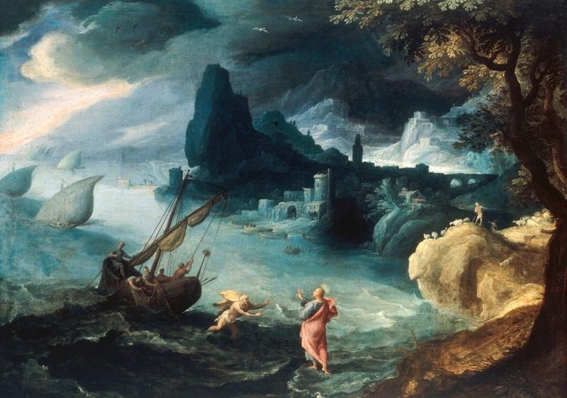 Явление Христа у моря Галилейского.