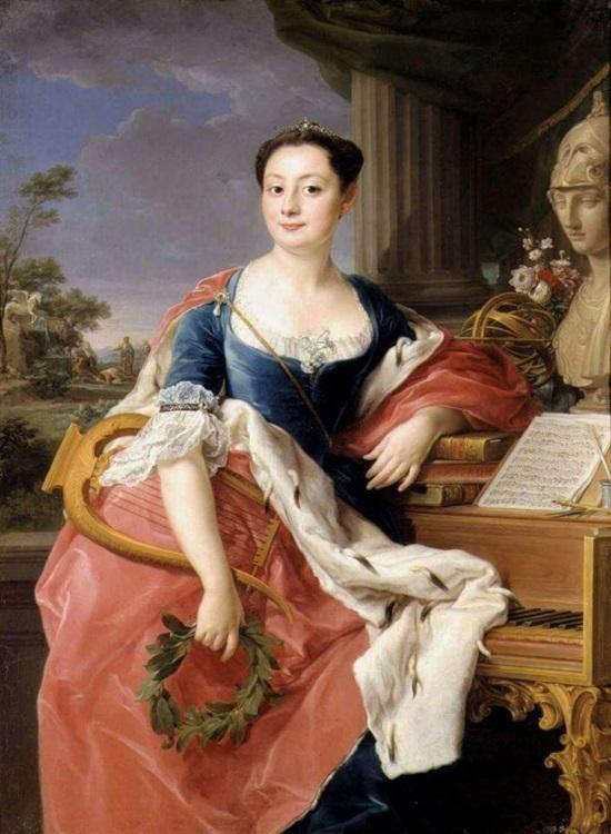 Принцесса Гиацинта Орсини.