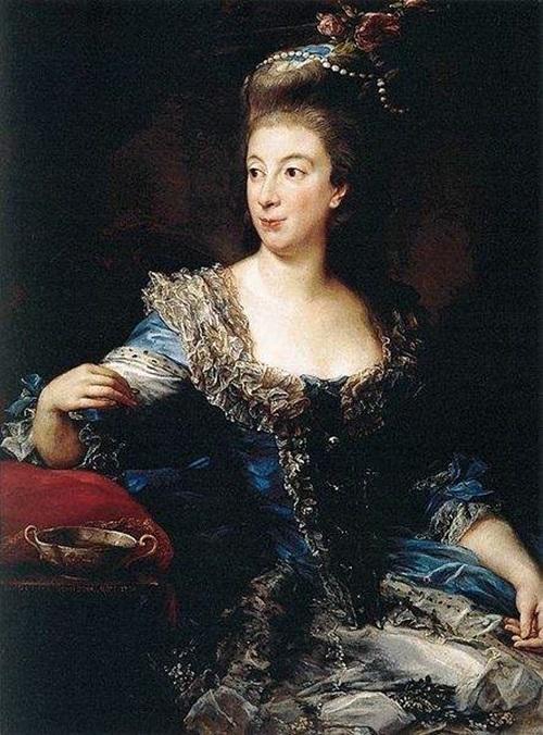 Графиня Сан Мартино.