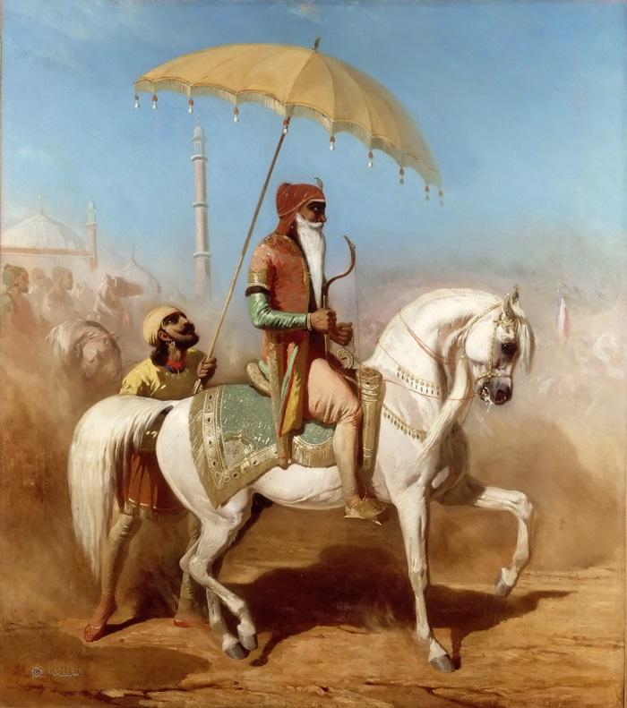 Ранжит Сингх Баадур, царь Лахора