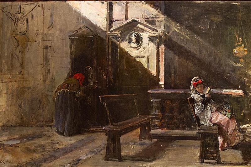 Внутри Церкви. Исповедь