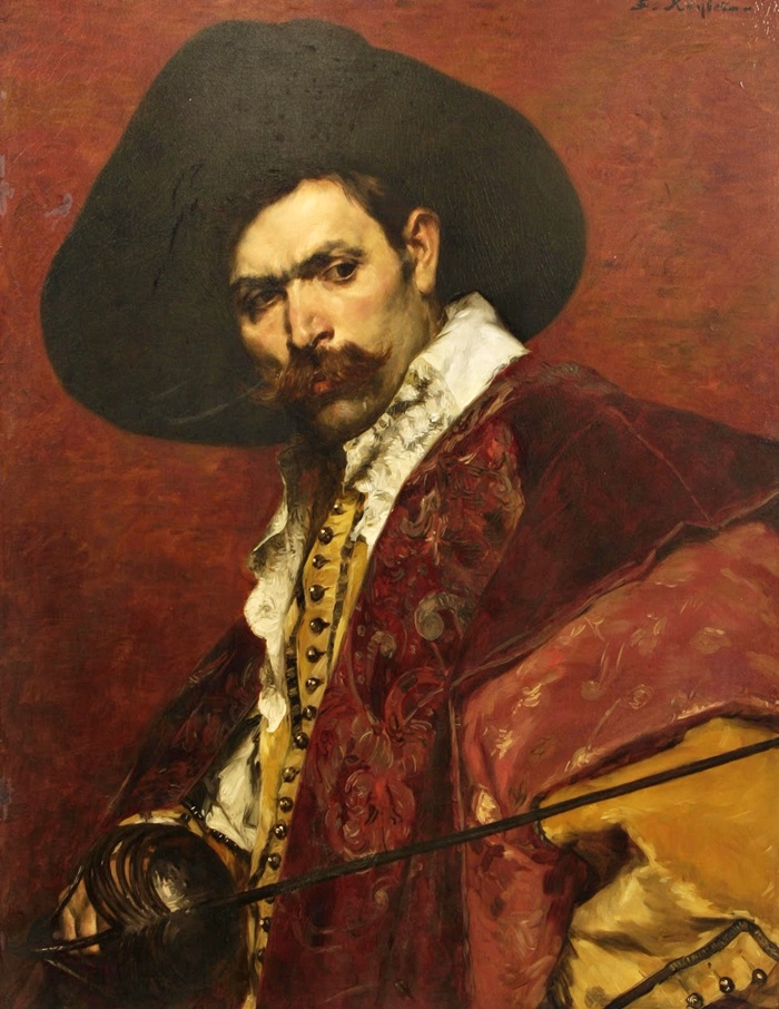 Портрет кавалера