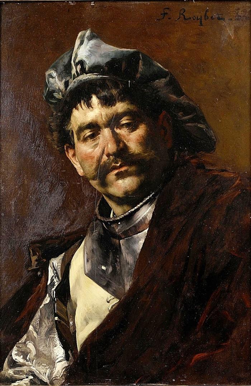 Портрет мушкетера