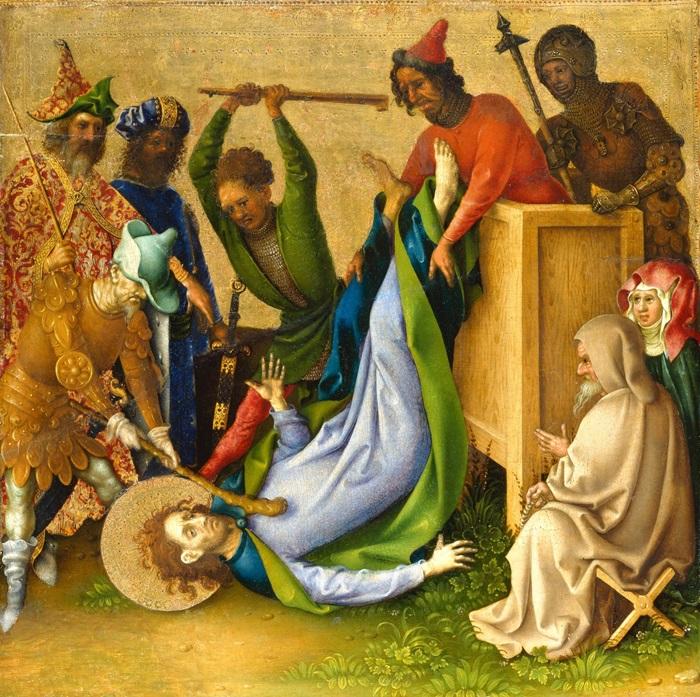 Мученичество святого Иакова Младшего