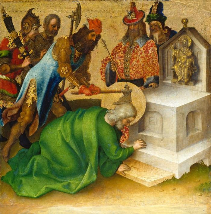 Мученичество святого Матфия
