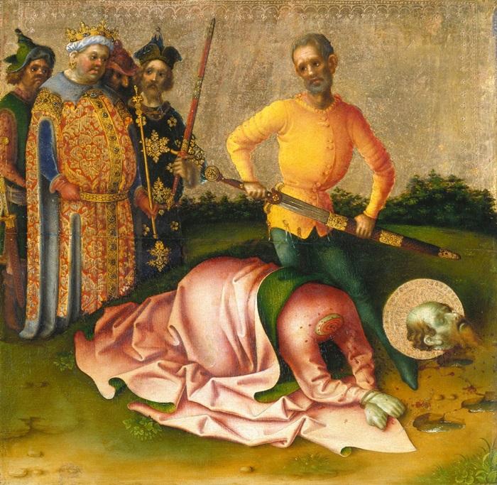 Мученичество святого Павла
