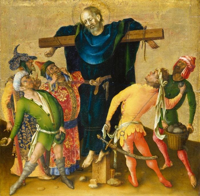 Мученичество святого Филиппа