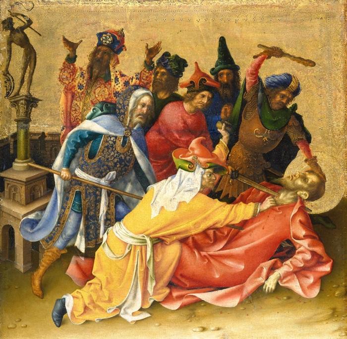Мученичество святого Фомы
