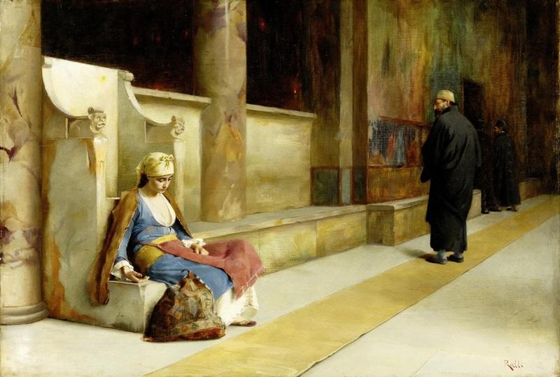 Отдых в греческом монастыре