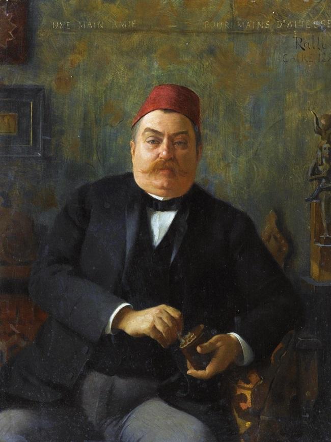 Портрет Нубар-паши