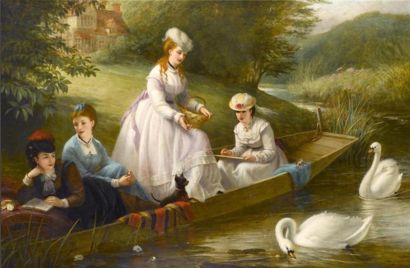 Лебеди Темзы