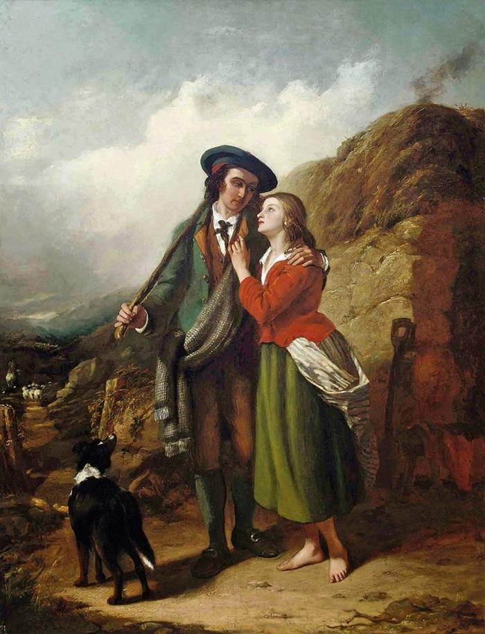 Возлюбленная пастуха