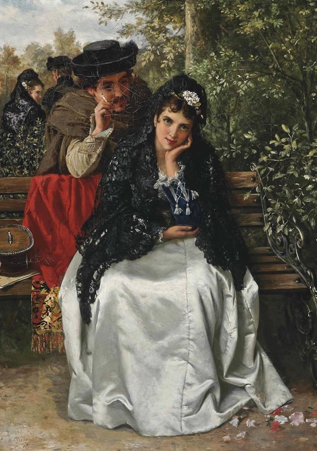 Испанские любовники