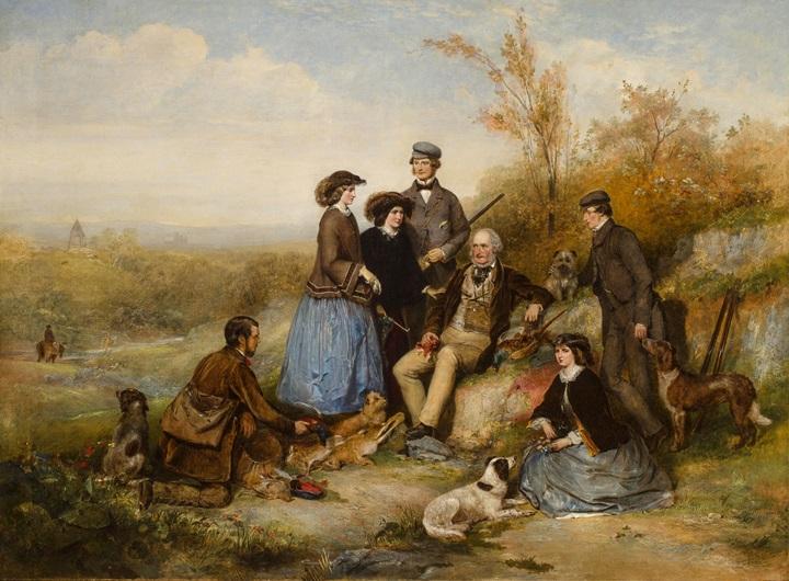 Общество охотников