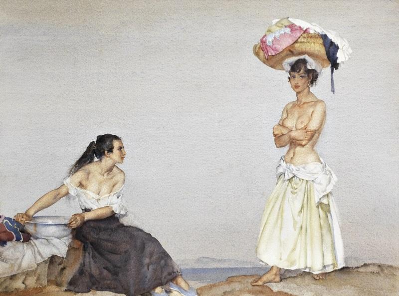 Роза и Мария