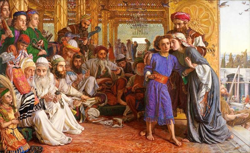 Нахождение отрока Иисуса в храме