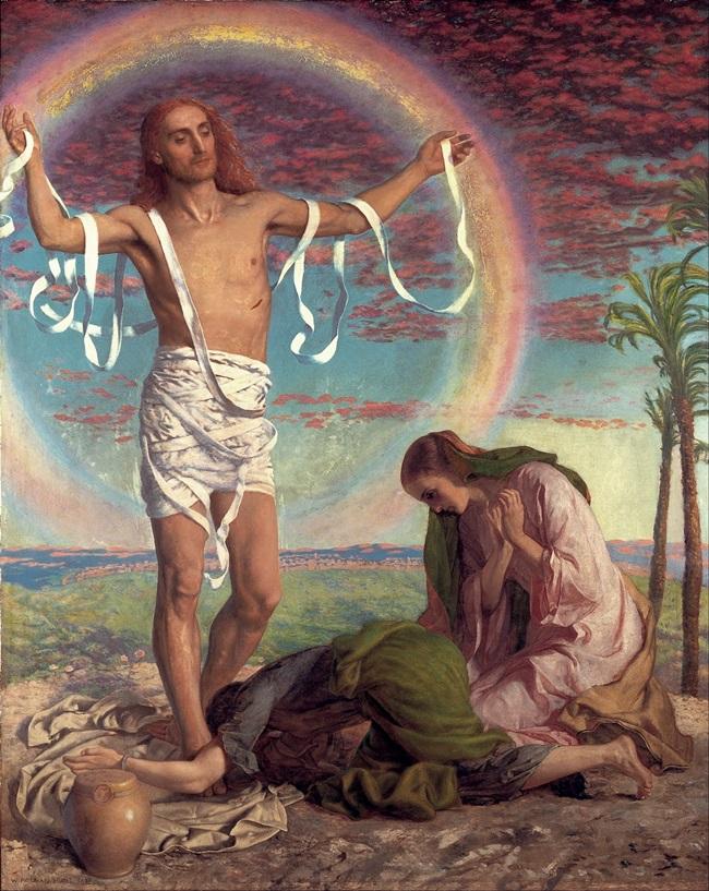 Христос и две Марии