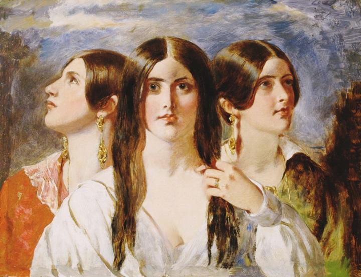 Три грации