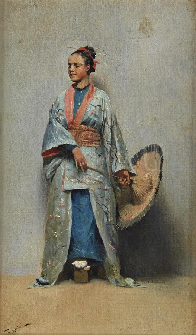 Новое кимоно