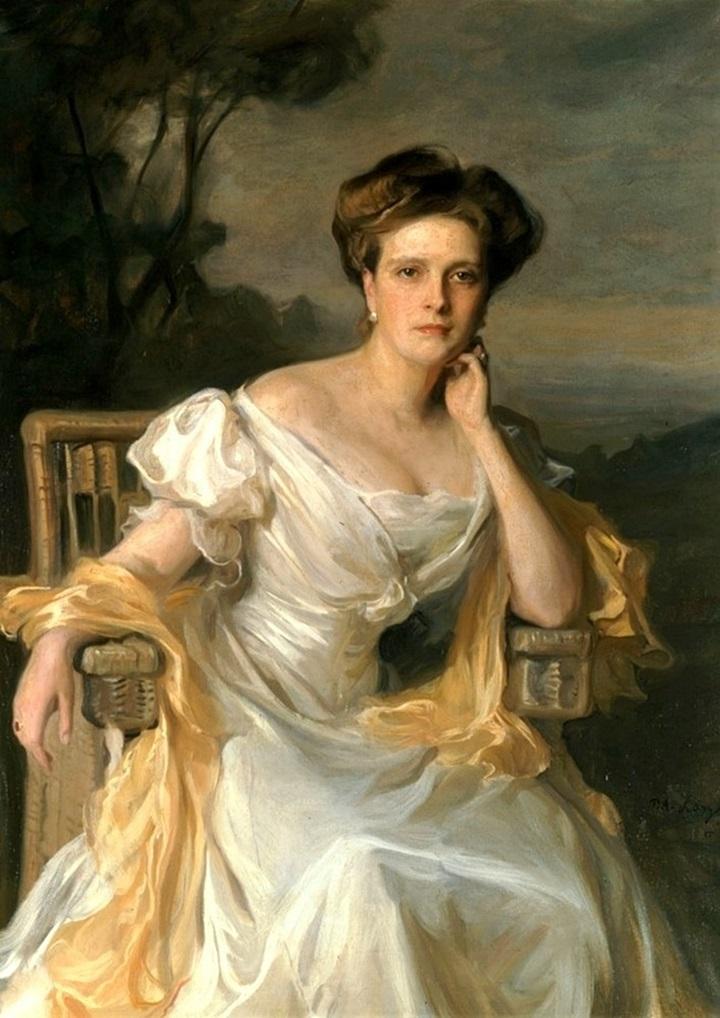 Алиса Баттенберг, принцесса греческая и датская