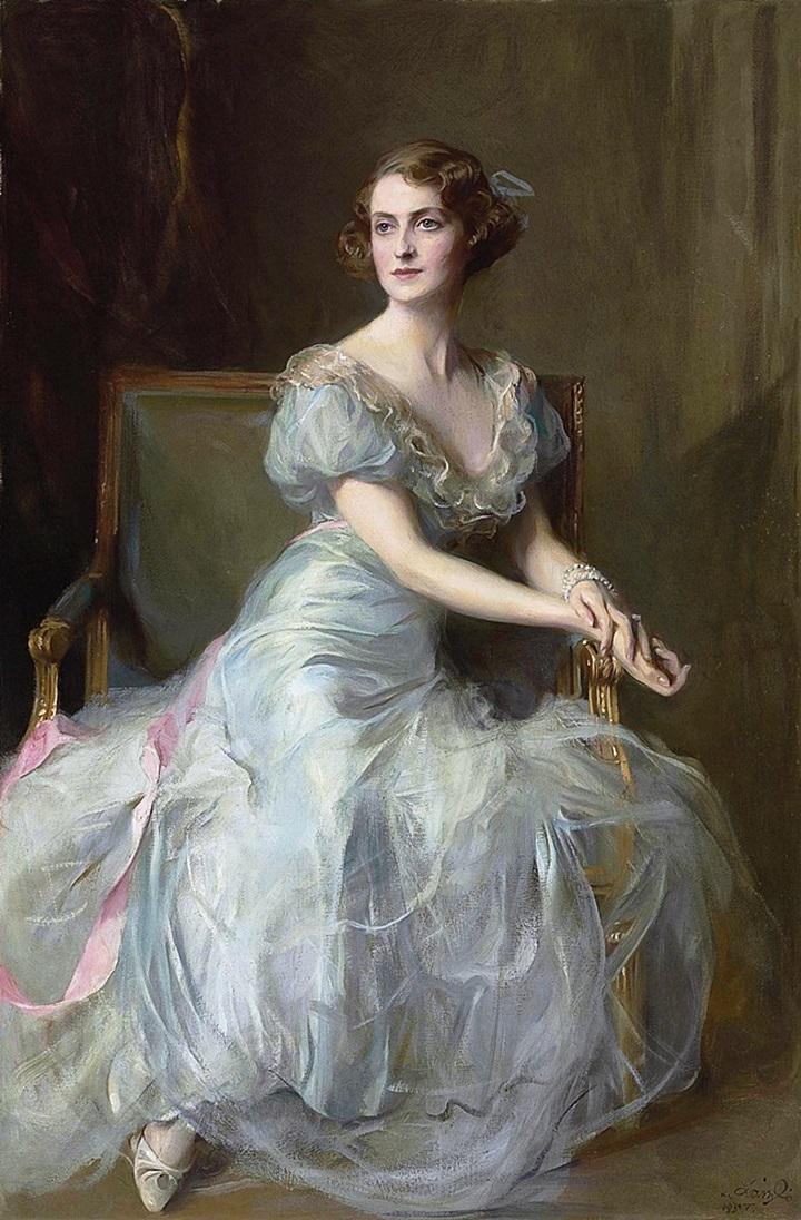 Портрет леди Иллингворт