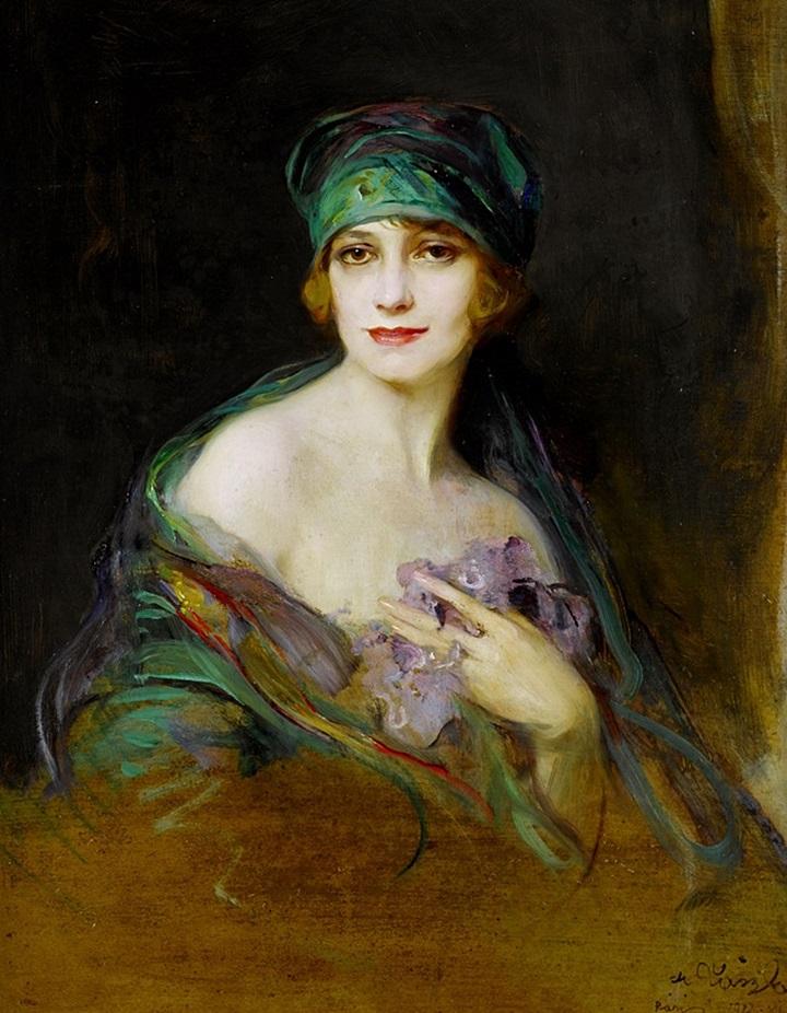 Портрет принцессы Располи, герцогини де Грамон