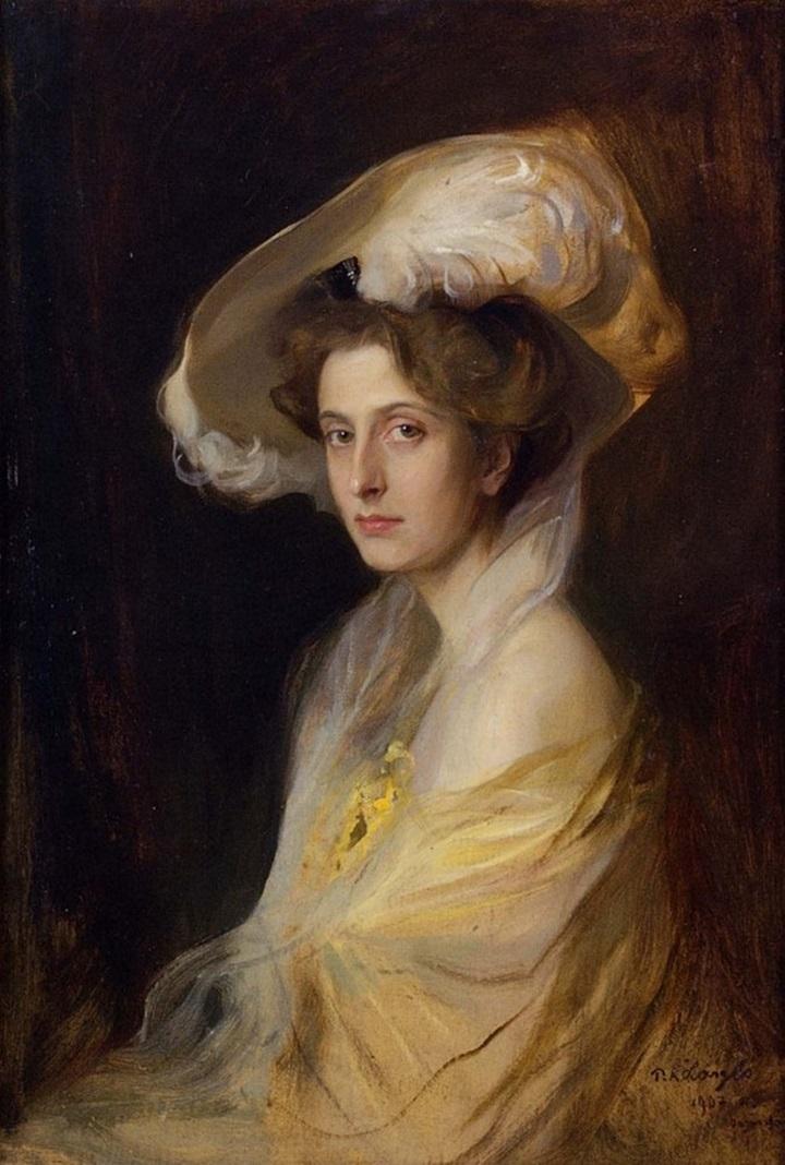 Луиза Маунтбеттен, впоследствии королева