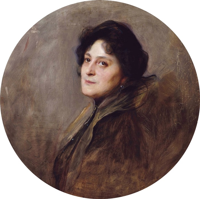 Баронесса Вольф фон Стомерзее, урожд. Алиса Барби
