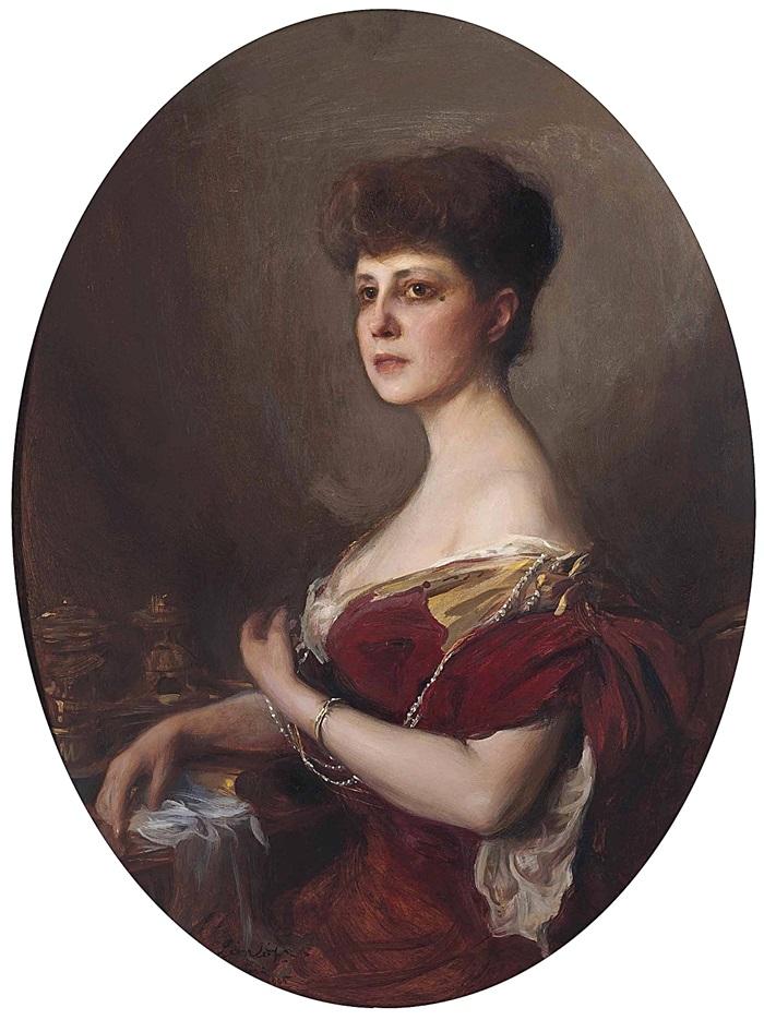 Графиня Джин де Кастеллан, урожд Доротея де Талейран