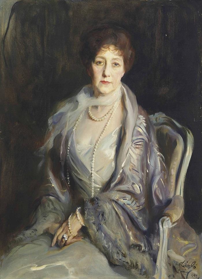 Полин Леон, маркиза де Лаборд