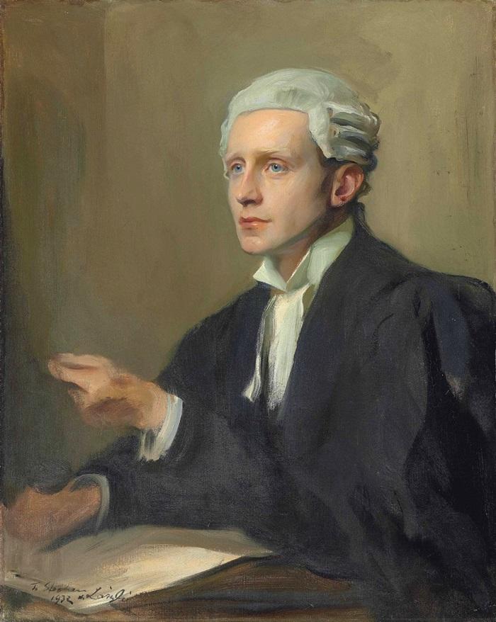 Поль де Ласло, сын художника