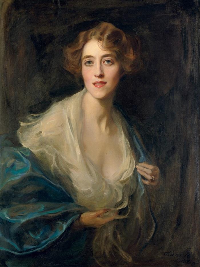 Портрет леди Бинг, урожденной Мари Эвелин Мортон