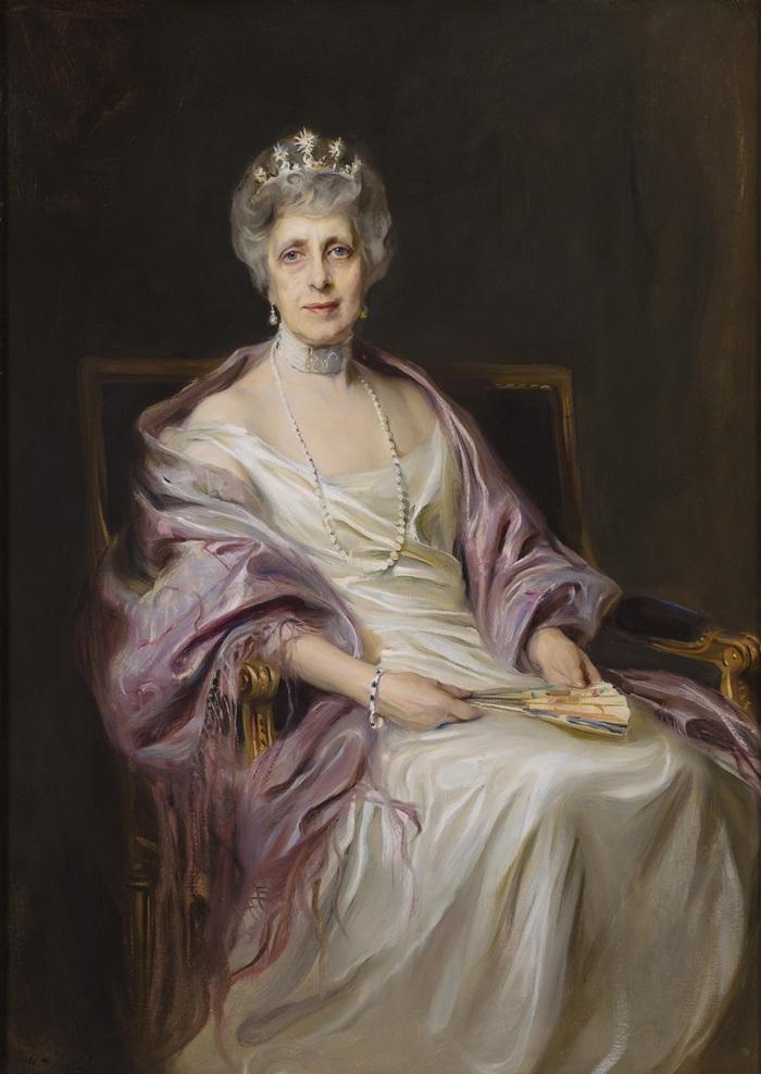 Портрет миссис Фрайер
