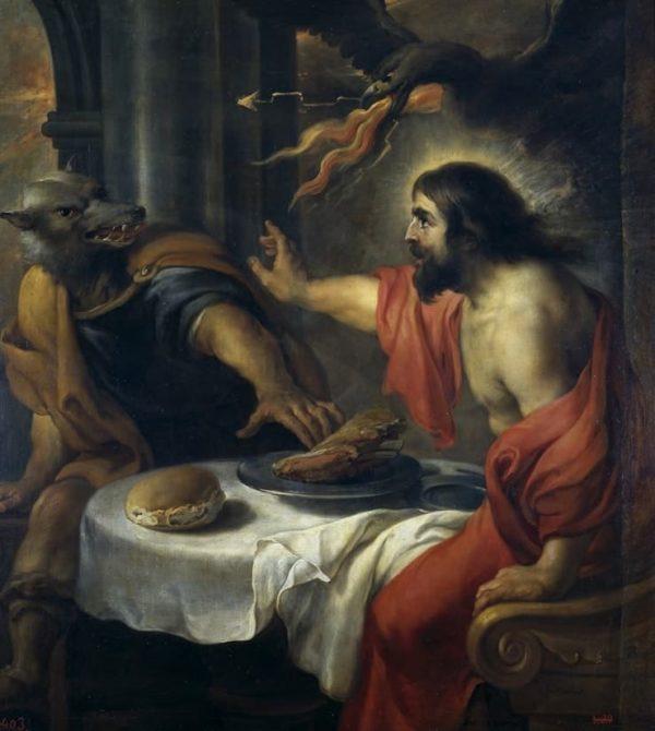 Юпитер и Ликаон