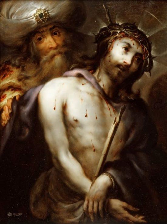 Христос, представленный Пилатом