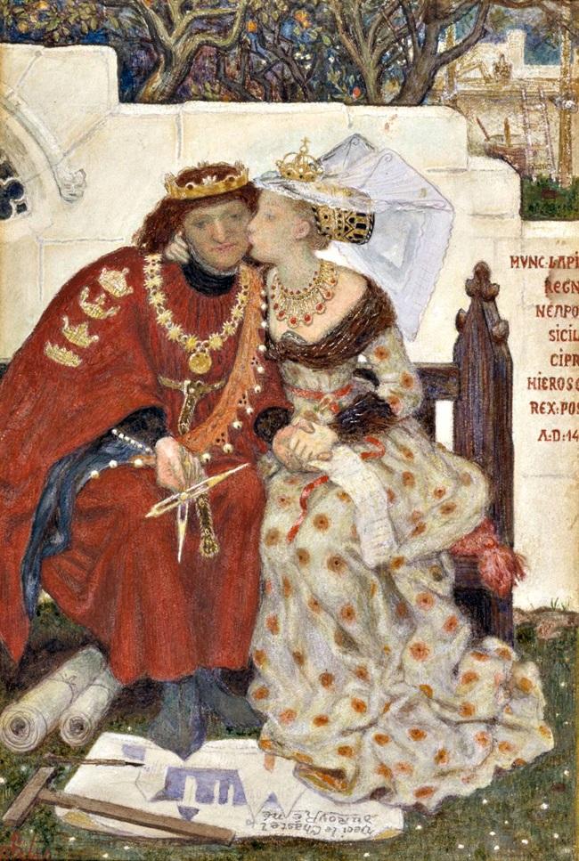 Медовый месяц короля Рене