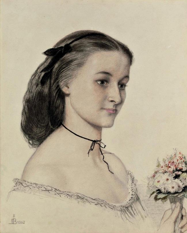 Мисс Луиза Джонс