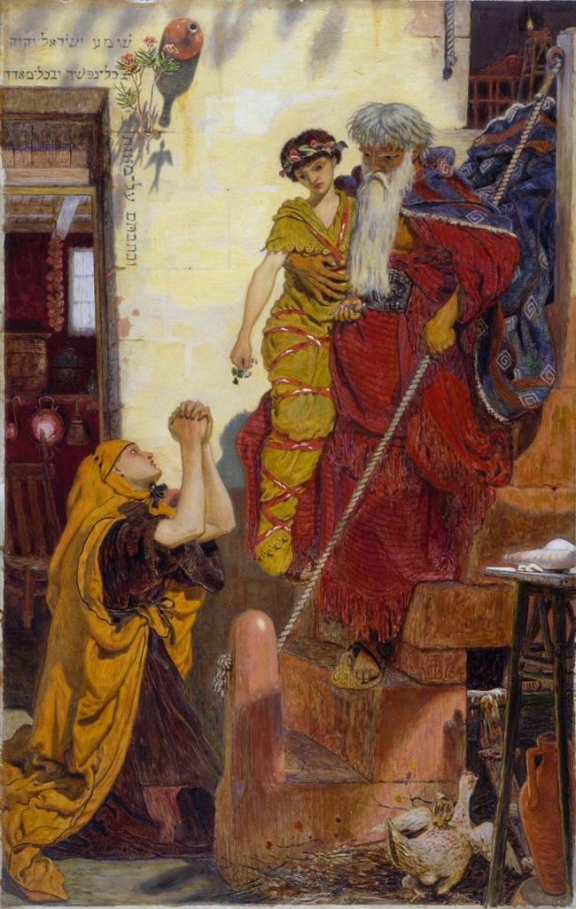 Пророк Илия воскрешает сына вдовицы