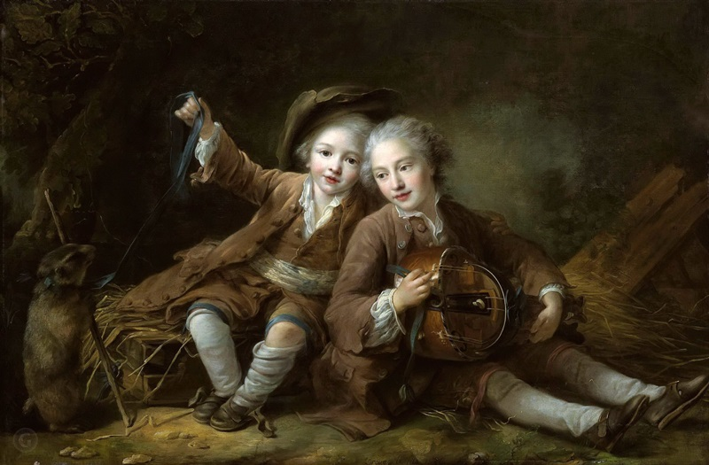 Дети герцога Буйонского
