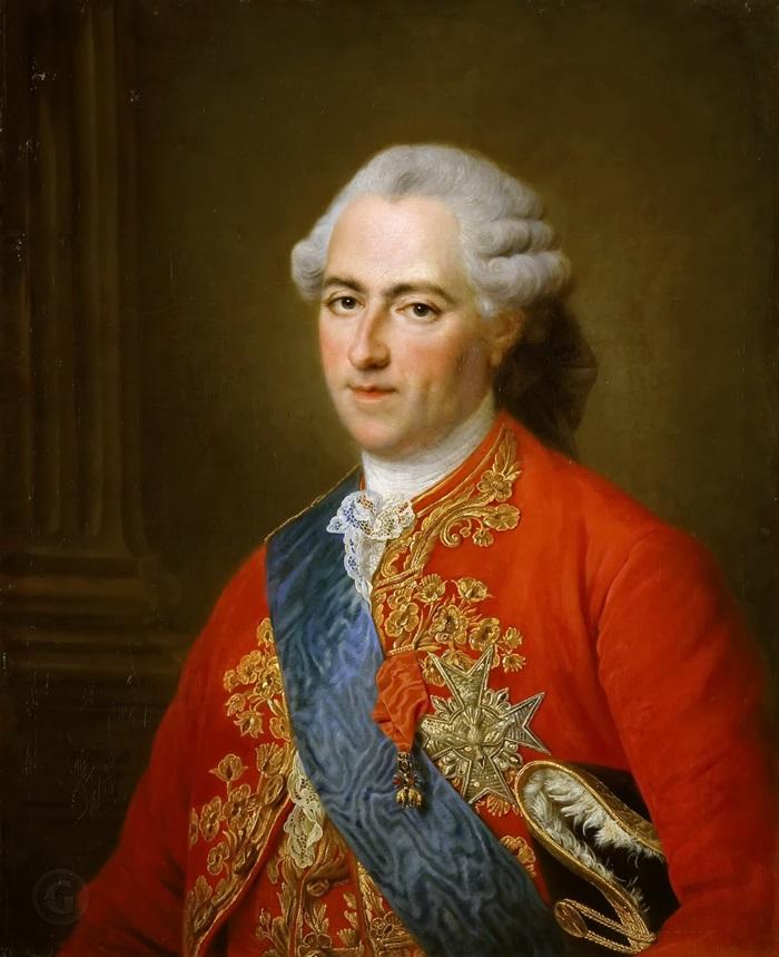 Людовик XV (1710-1774), король Франции и Наварры