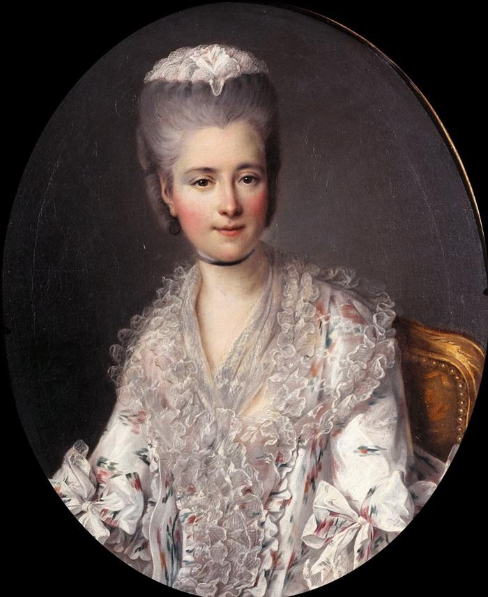 Портрет маркизы Нарбоннской