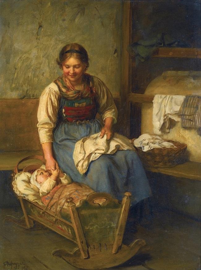 Гордость матери