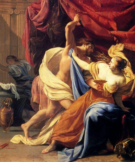 Лукреция и Тарквин